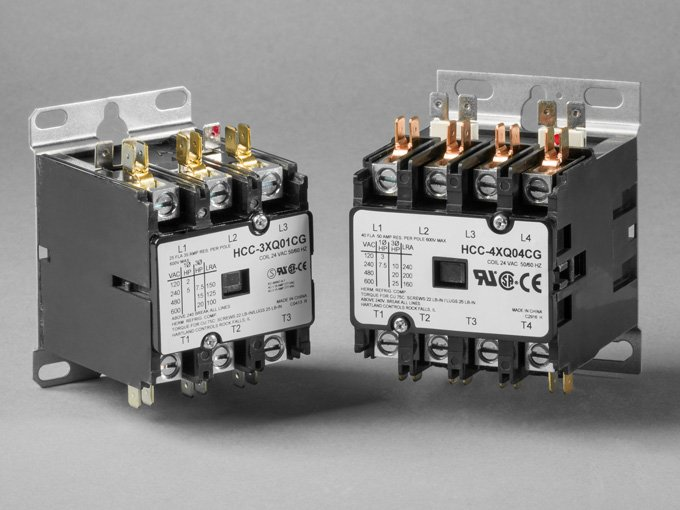 3 & 4 pole DP contactor for commercial applications ...  Amp Contactor Wiring Diagram on