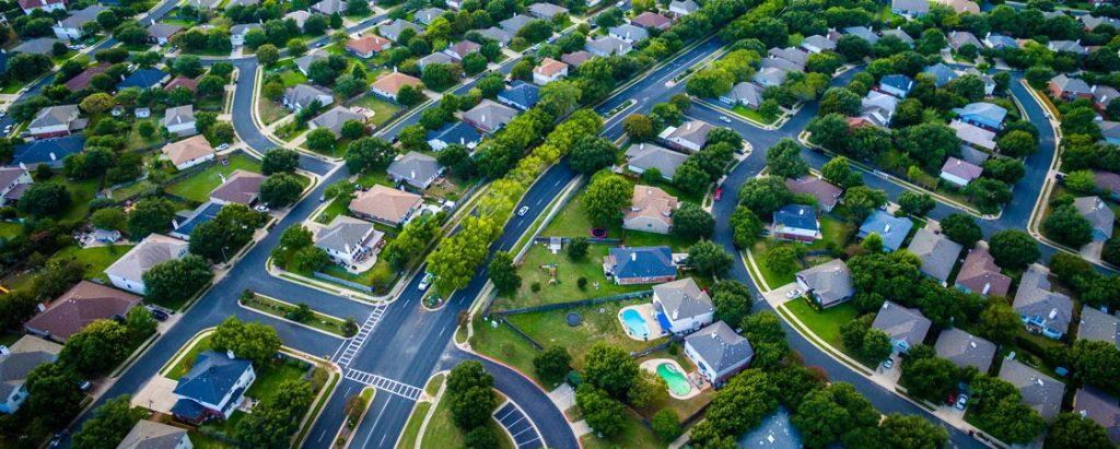 Residential area that needs HVAC repair